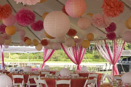 Baby Boy Shower Themes Martha Stewart ~ Martha stewart bridal shower decorations how to make paper