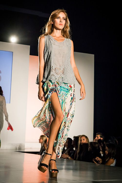Collection Spring 2015 Fashion Show