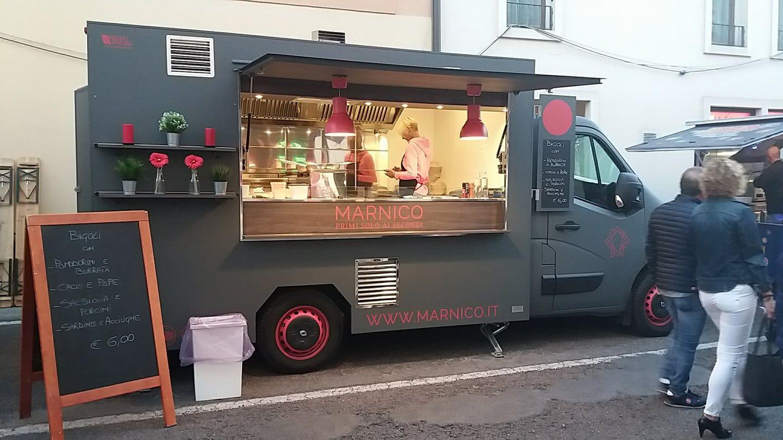 Renault Master Food Truck For Street Vending V Roce 2020