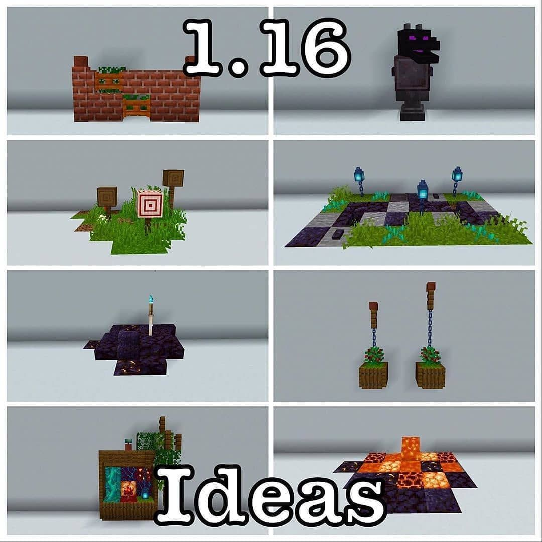 Amazing Build Ideas For 1 16 If You Re From Explore Please Follow Me Build I Minecraft Designs Minecraft Decorations Minecraft