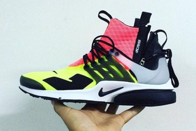 new styles ab484 4bfd6 Acronym x Nike Air Presto Will Release in at Least Two Colorways - EU  Kicks Sneaker Magazine