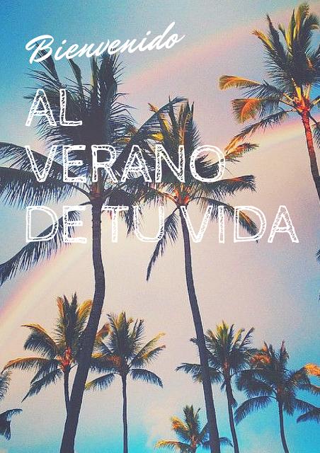 En el invierno de la vida, encontrar tu verano es imprescindible. Al mal tiempo #BuenVerano http://goo.gl/kypMrB