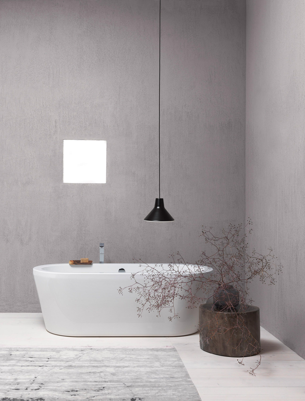 Kube 179 Bathtub Designer Free Standing Baths From Gsi