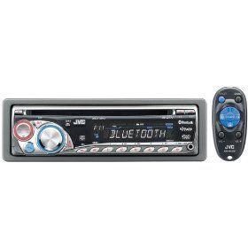 jvc kd bt11 single din in dash cd receiver with built in bluetooth rh pinterest com JVC User Manual JVC KD r775s User Manual JVC KD- X80BT