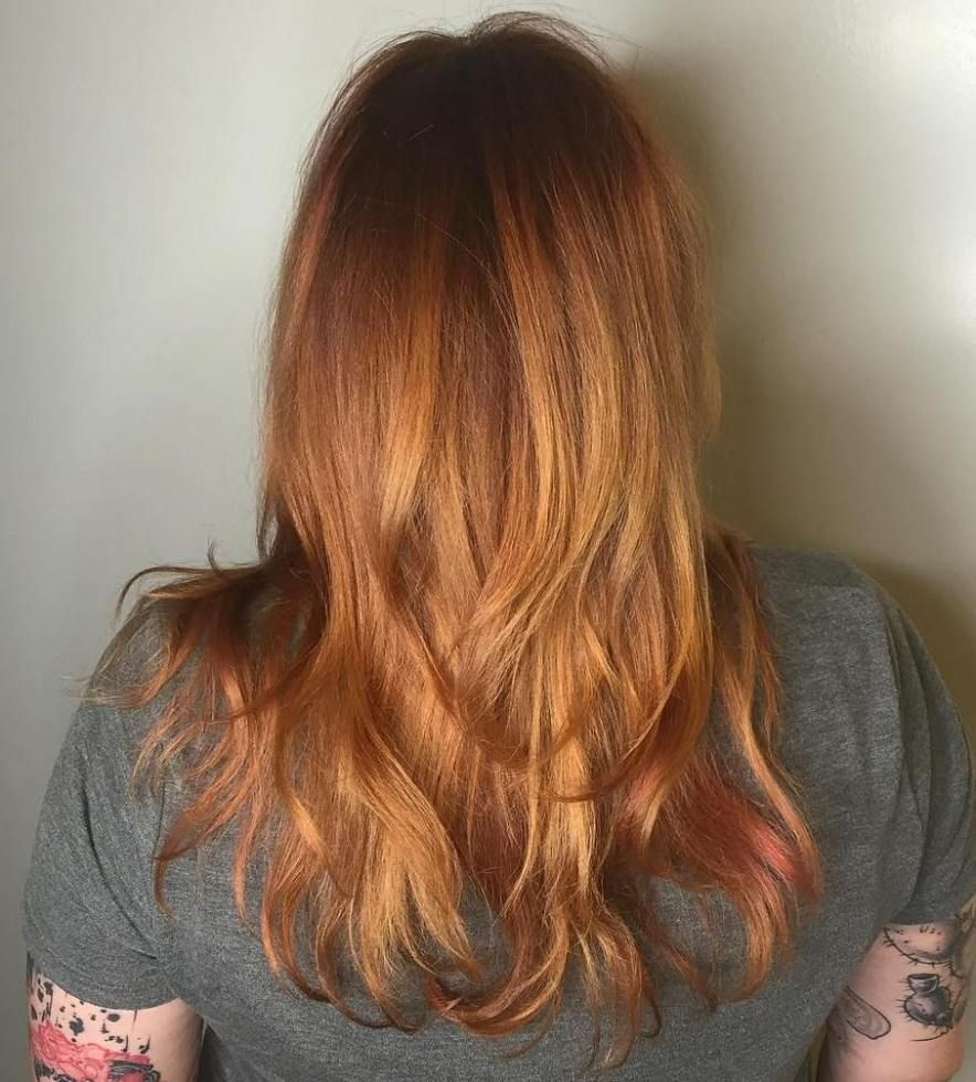 60 Stunning Shades Of Strawberry Blonde Hair Color Dark Copper