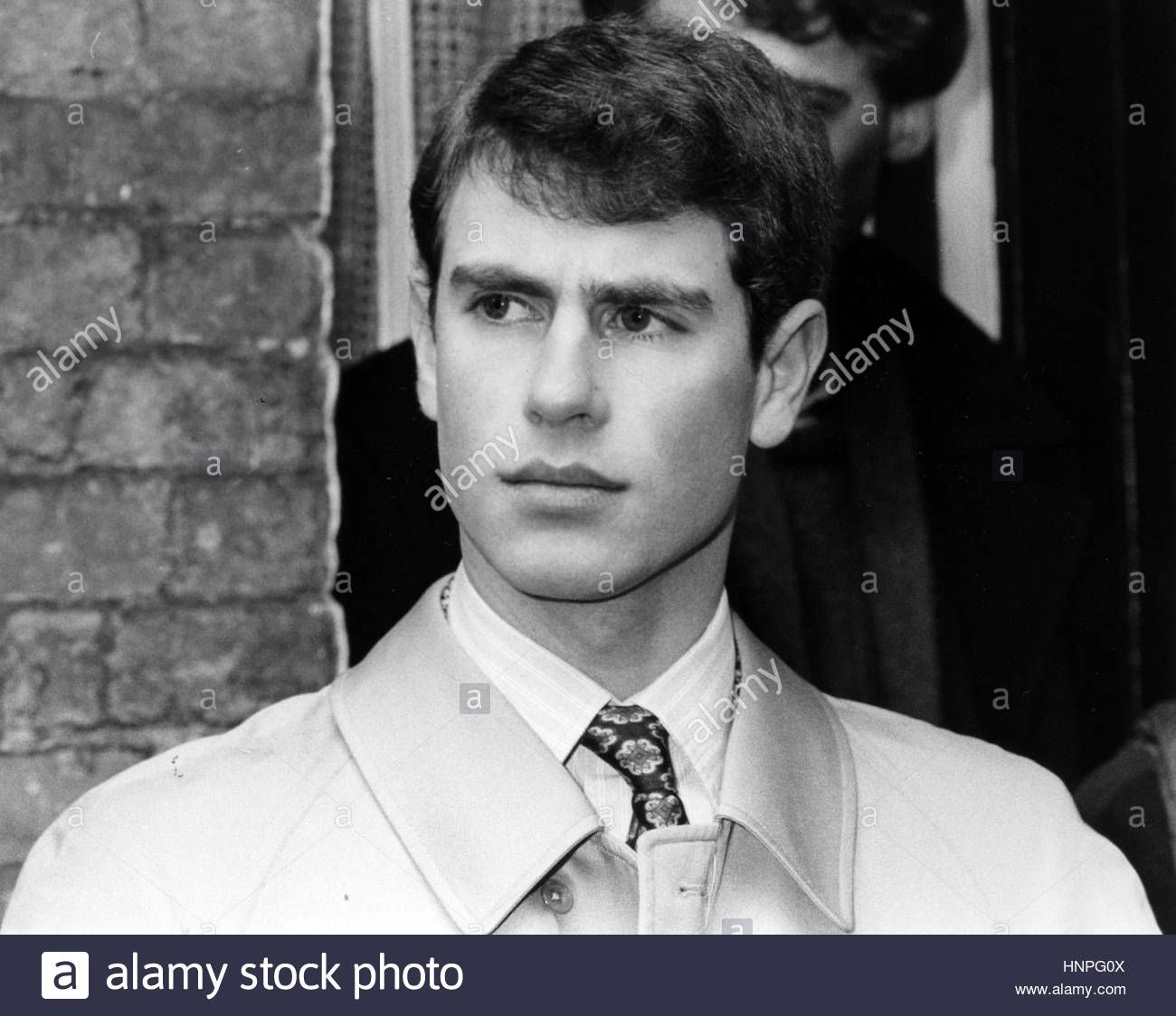 PRINCE EDWARD, Earl of Wessex about 1985 Stock Photo ...  Edward Earl Of Wessex Young