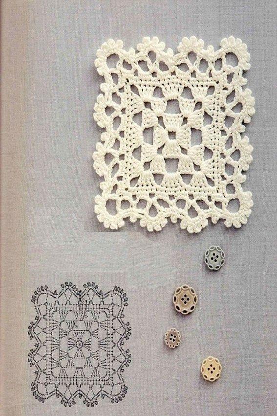 Pin de Razia Sultana en Crochet | Pinterest | Ganchillo, Tejido y ...