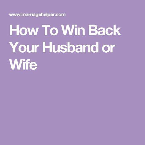 husband having affair wants divorce