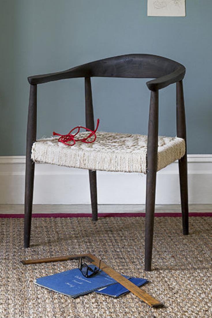 Jute Big Panama Brioche bespoke rug from Alternative