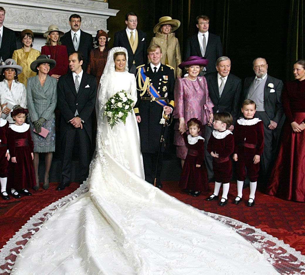 Queen Beatrix Wedding Dress