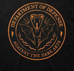 Professor of Defense Against the Dark Arts