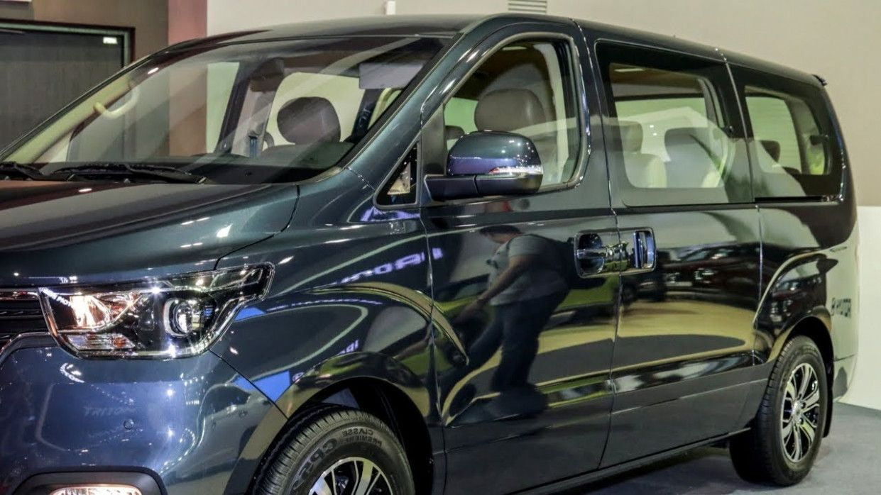 7 Clarifications On Hyundai Starex 2020 Hyundai Concept Cars Power Cars