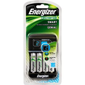 Energizer Smart Aa Aaa Nimh Battery Charger Walmart Com Nimh Battery Charger Smart Charger Nimh Battery