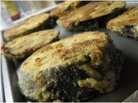 Online Recipes Ideas, Breakfast, Lunch, Dinner Recipes: Eggplant Vegan Burger Recipe