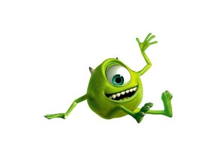 Mike Wazowski Png Animals Frog