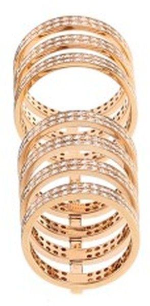 REPOSSI Pink Ring  - Lyst