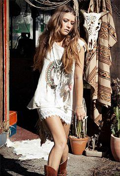 Tuniek Shorts Blue White | Fashion | BeYou