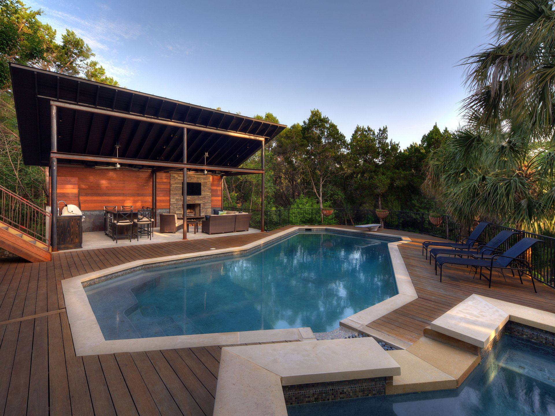 Image Result For Modern Outdoor Kitchens Pool Modern Outdoor Kitchen Dream Backyard Patio Outdoor Pool Area