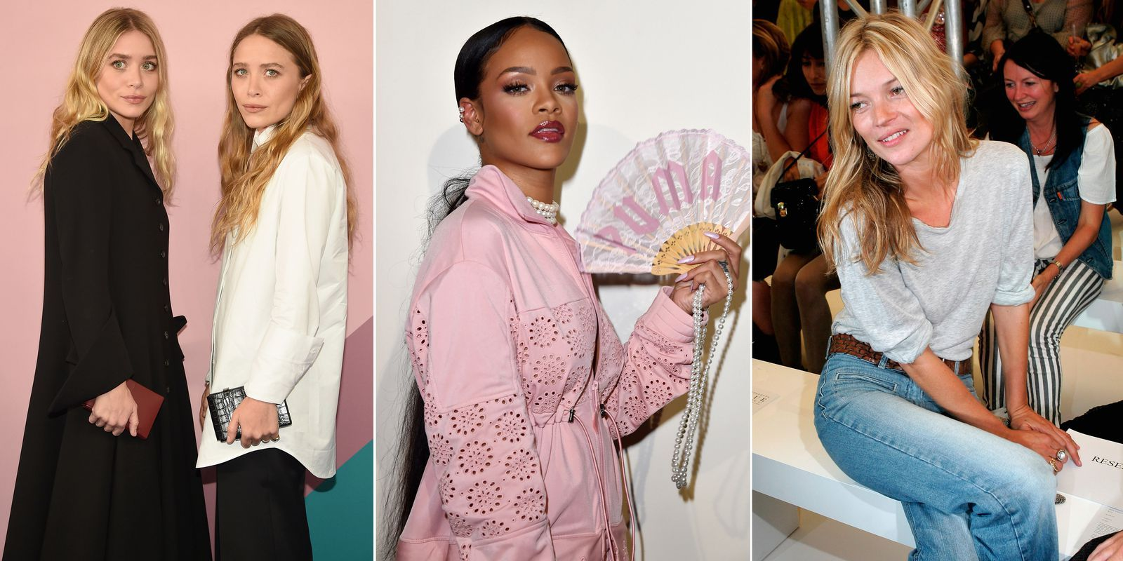 The Most Successful Celebrity Fashion Lines Fashion Line Fashion Celebrities