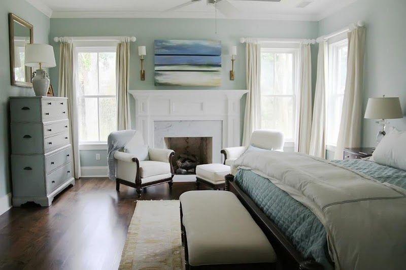 Silver Sage Bedroom Color