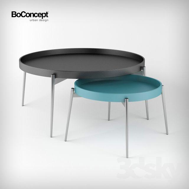 Coffee Table Vera BoConcept Pinterest Boconcept 3d