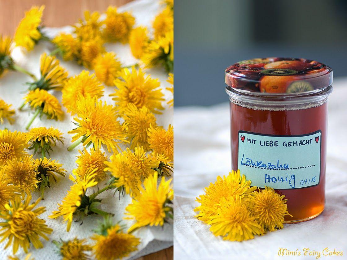 Mimi's Fairy Cakes: Zitroniger Löwenzahn Honig ohne Bienen-Zwangsarbeit