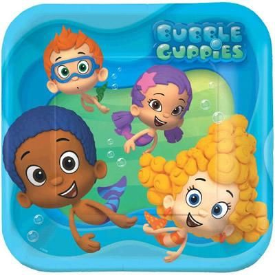 It's time for Bubble Guppies! Join Deema, Goby, Oona, and
