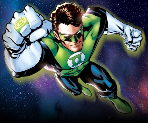 Green Lantern Comic | IN BRIGHTEST DAY, IN COLDEST AIR,