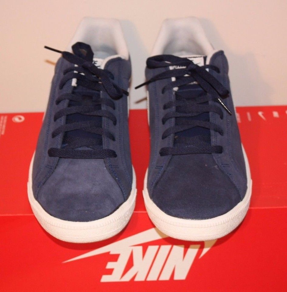 on sale 3fd61 c81e1 New Nike Mens Court Royale Plus Casual Shoes 749748 444 Navy SZ-11.5 Nike  Sneaker