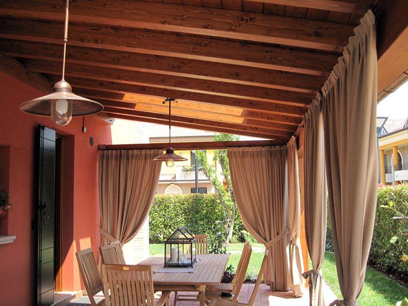 pergolato in legno classic ClC30702.jpg Patii, Terrazza