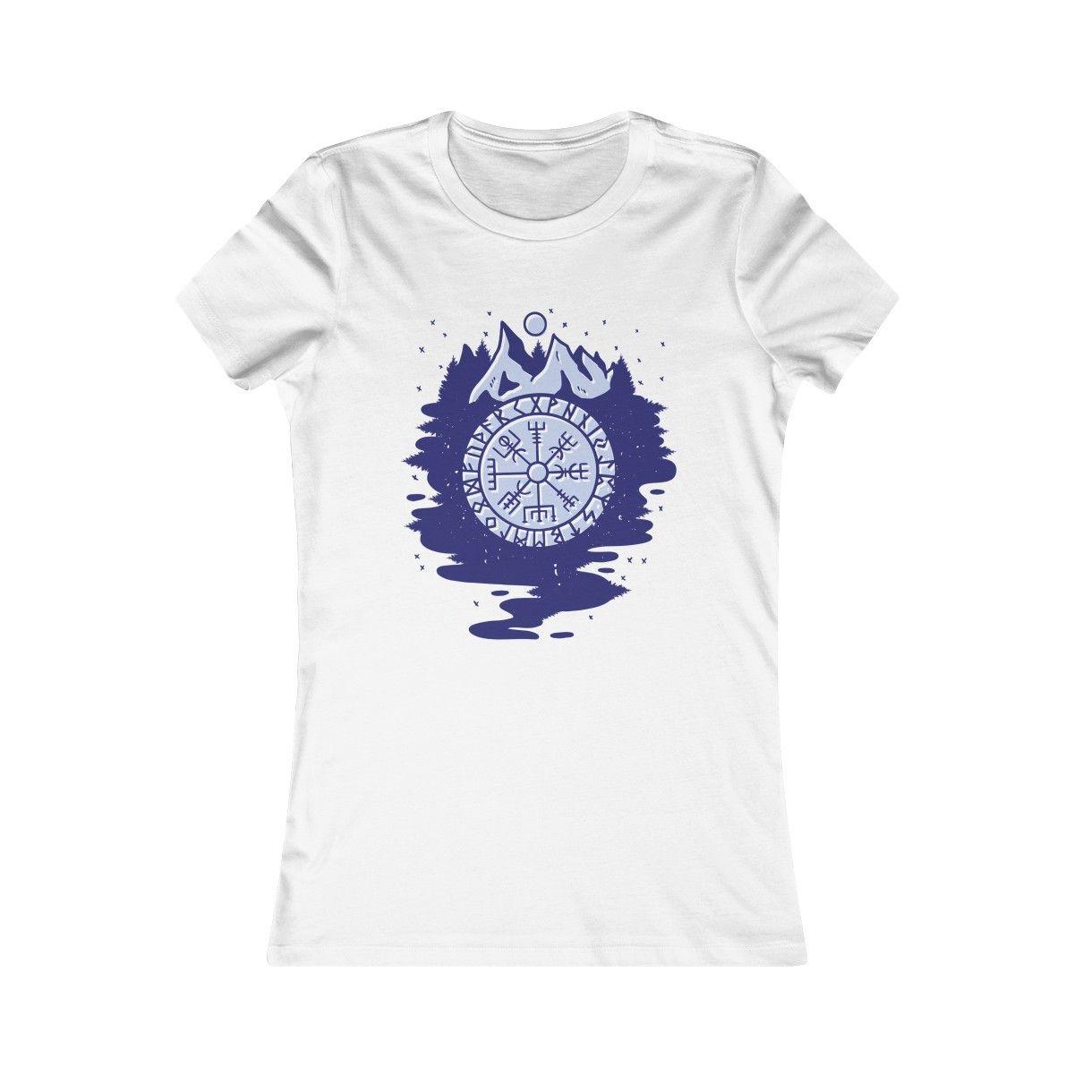 Women's Vikings Symbol T-Shirt #vikingsymbols