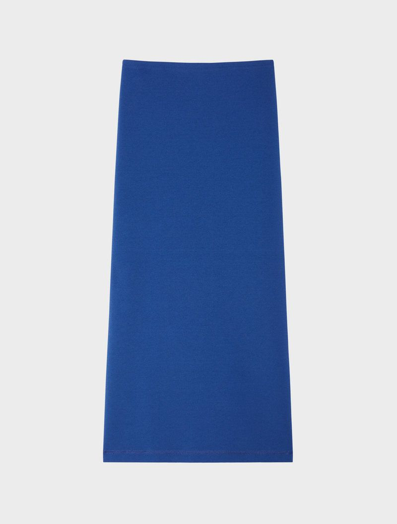new products 15817 5061c DKNY Runway Tech Milano Midi Skirt With Side Slit. #dkny ...