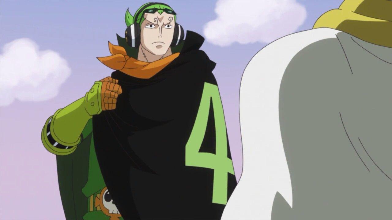 Yonji - One Piece Anime Episode 784 | Anime, One piece ...