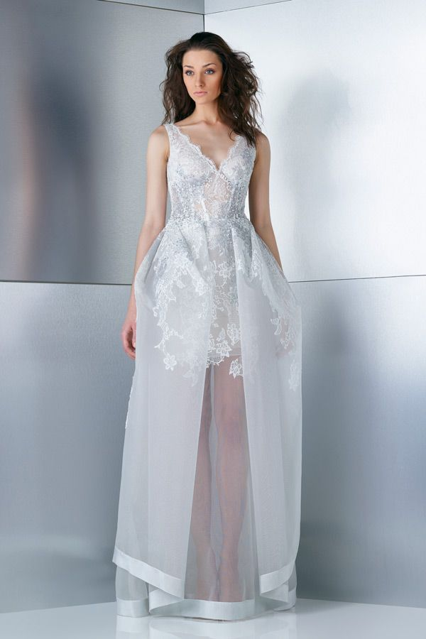 b4d048a74c8 WedLuxe Gemy Maalouf 2017 Bridal Collection Follow
