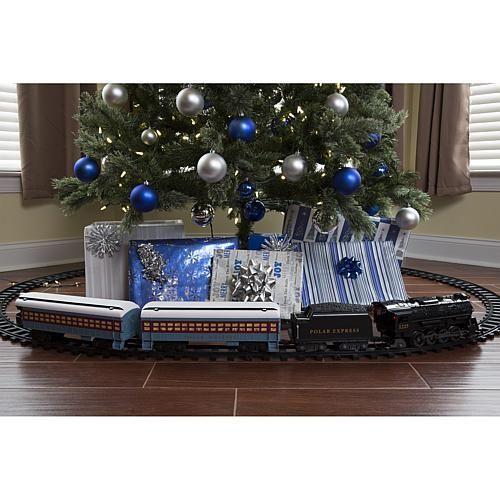 Lionel Trains Polar Express Ready-to-Play Train Set Model Trains