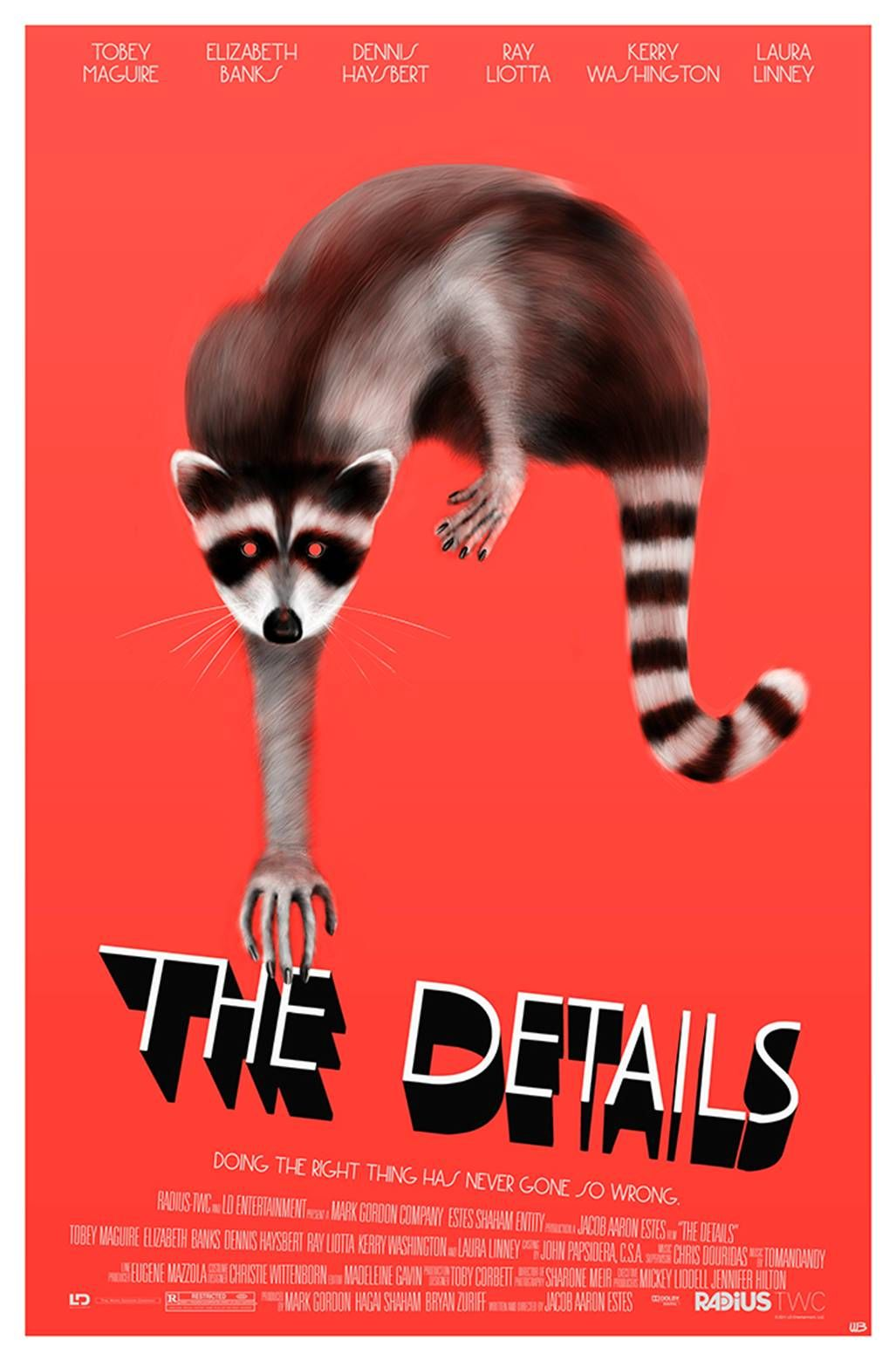 The Details Movie posters, 2012 movie, movie