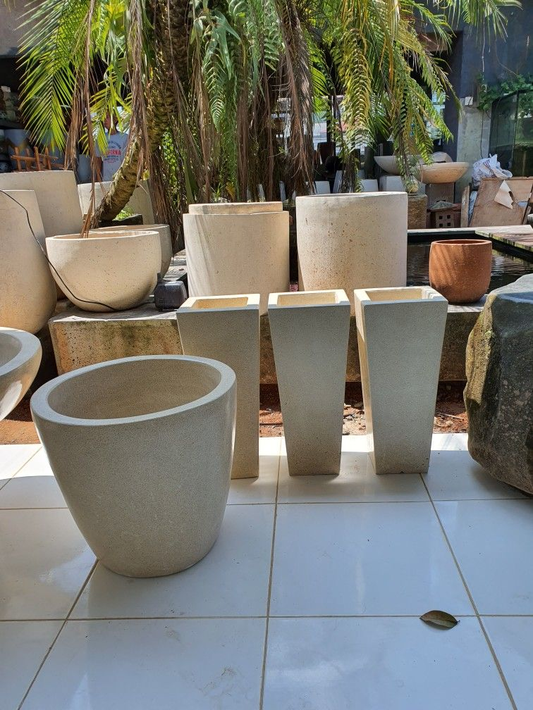 Produsen Pot Teraso Pot Modern Pot Cantik Mewah For Office Room Modern Dekorasi Desain