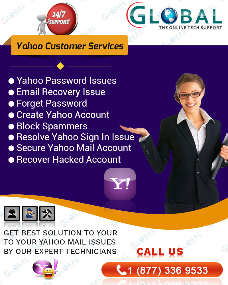 Call Yahoo Customer Care Number (Toll Free) 18773369533
