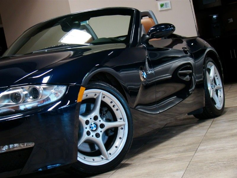 2008 BMW Z4 3.0si 2dr Convertible I loved my black Z. This