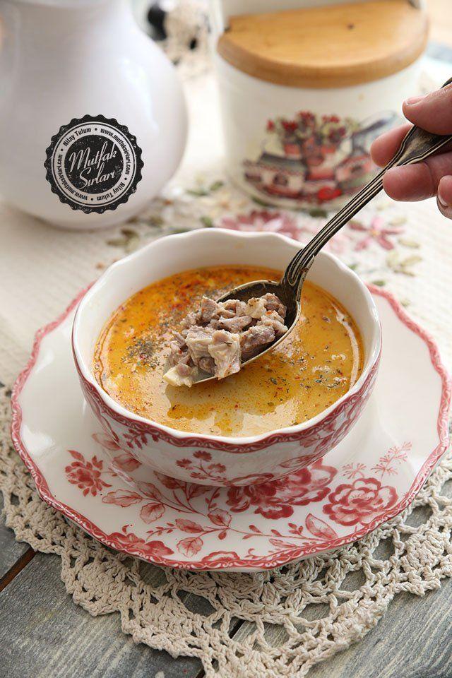 Düğün Çorbası – Mutfak Sırları –  Pratik Yemek Tarifleri – Çorba Tarifleri