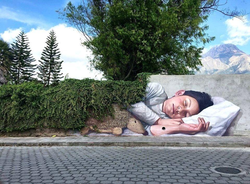Η τέχνη του δρόμου: street art του κόσμου - 21 εικόνες που σε κάνουν να χαμογελάς! - iporta.gr