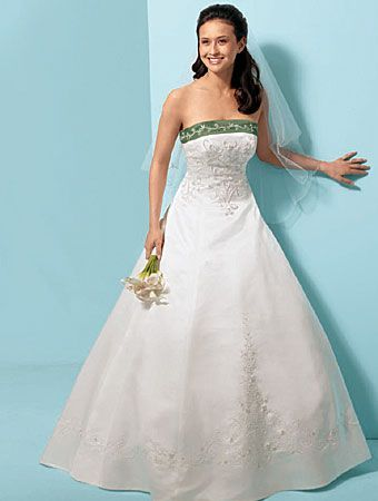 c8fb3f79d52 Alfred Angelo Wedding Dress Style 1612
