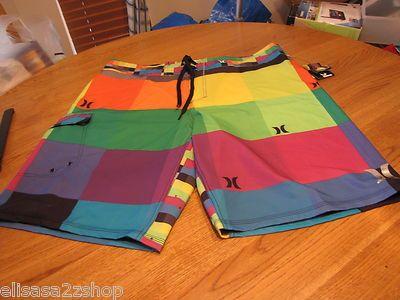 Vans Unisex Authentic Skate Shoe Swim Shorts Fashion