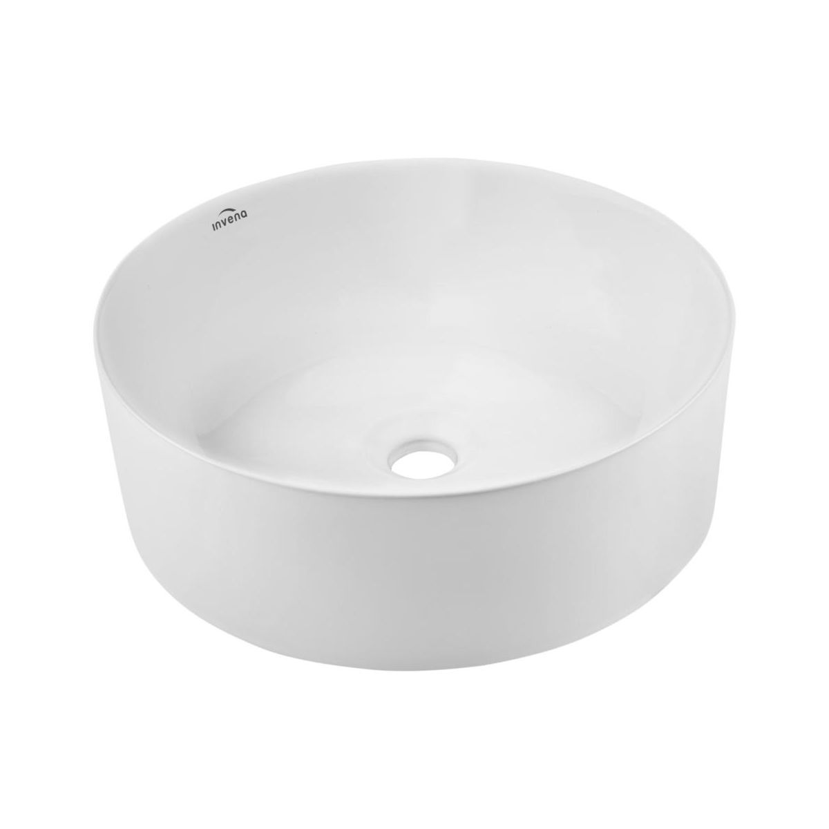 Umywalka Nablatowa 41 5 Invena Ce 14 001 Keto Umywalki W Atrakcyjnej Cenie W Sklepach Leroy Merlin Garden Pots Garden Pot Tray Pot