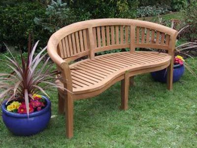 Garden Benches Wooden | Wooden Benches | Home Exterior And Garden