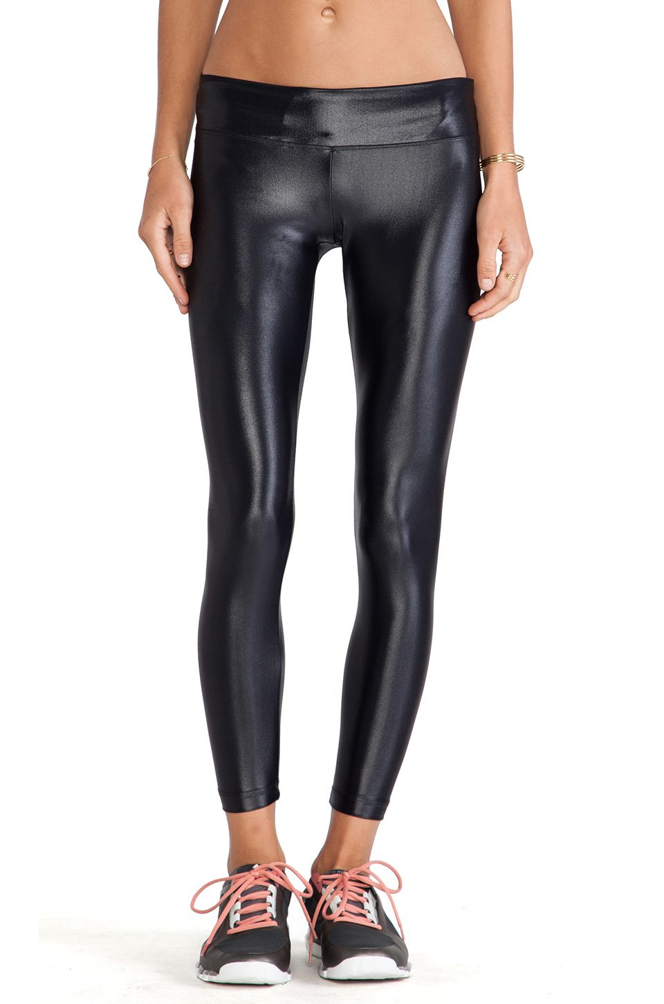 REVOLVEclothing love these shiny workout pants!  1fd8c71e2c6d