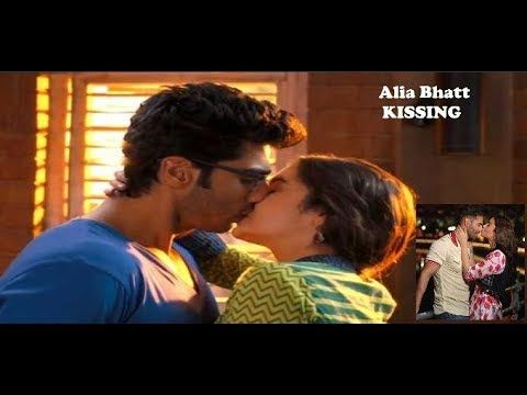 Alia Bhatt Best Kiss Three Heros Bollywood Hot Scene Hk