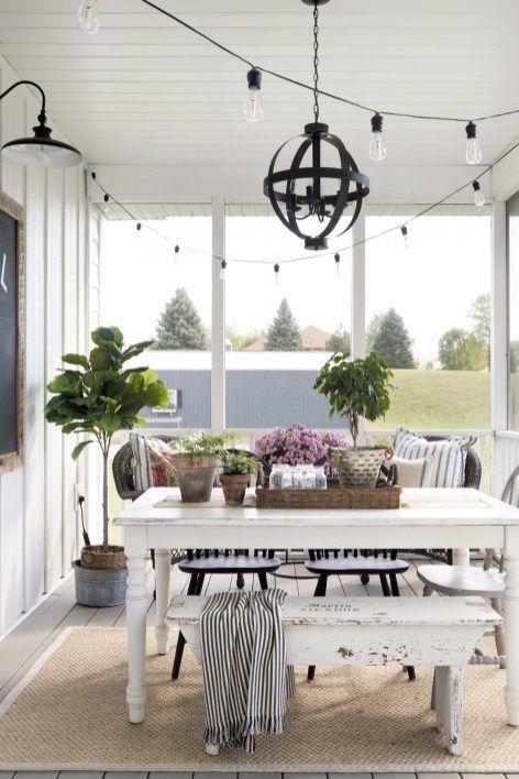 Interior decorating styles home decor trends design also farmhouse porch goals patio in pinterest rh