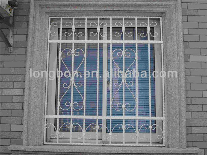 Metal Window Security Bars | Decorative Window Security Bars, View Decorative  Window Security Bars .