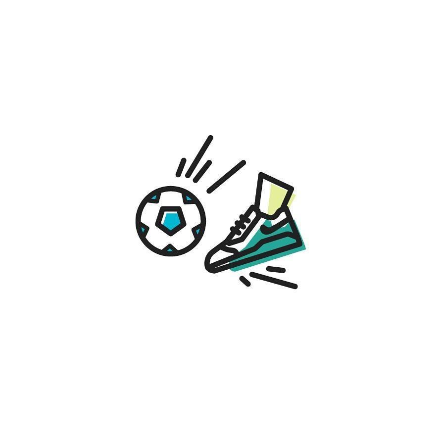 Personal Studio On Instagram Delightful Icon Design 2015 Soccer Icon Design Designstudio Instagram Highlight Icons Icon Design Instagram Story Template